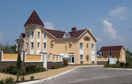 """Отель """"Галатея"""" , Бердянск"""