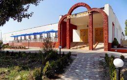 Отель «Райский сад» , Арабатская стрелка