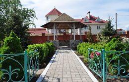 """Мини-отель """"Уютный Дворик"""" , Бердянск"""